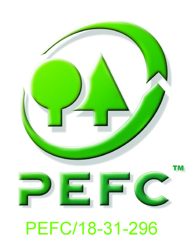 PEFC™ Programme for Endorsement of Forest Certification.